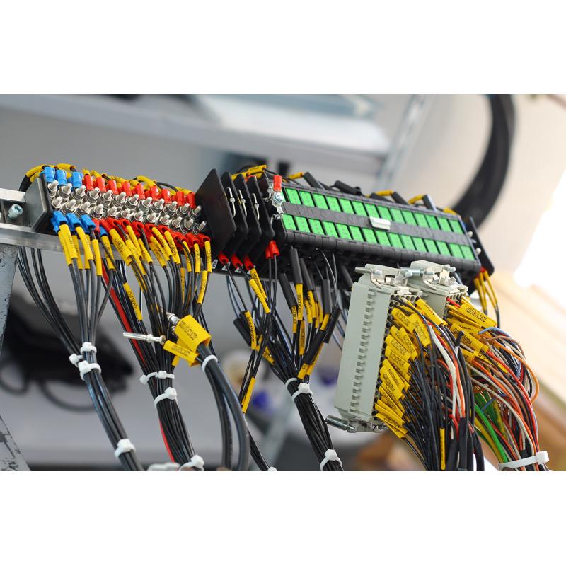 Morsettiera SPII-Connettori Harting